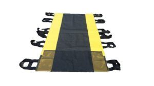 carry sheet with drainage, moving and handling equipment